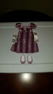 American Girl doll outfit, with gloves & shoes. Excellent condition.