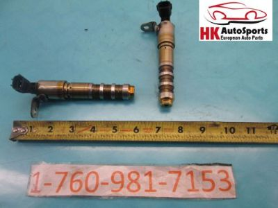Sell CADILLAC CTS CAMSHAFT TIMING VVT SOLENOID POSITION ACTUATOR SENSOR PAIR OEM 2004 motorcycle in Hesperia, California, United States, for US $63.11