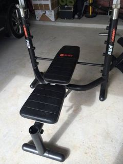 Cap Free Weights Marcy Bench  More