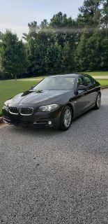 2016 BMW 5-Series 528i (BLACK)