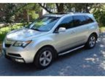 2013 Acura MDX Coupe in Shelburne, VT