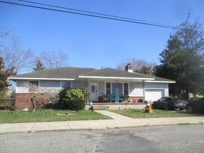 3 Bed 2 Bath Preforeclosure Property in Pleasantville, NJ 08232 - S Edgeley Ave