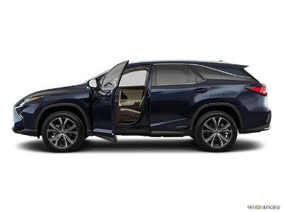 2018 Lexus RX 0hL (EMINENT WHITE P)