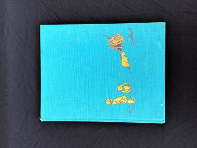 Charming 1965 The Pooh Story Book stated 1st Canadian Edition