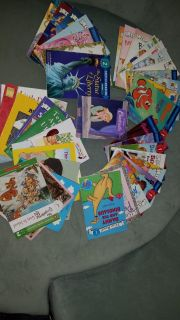 1st and 2nd grade Books