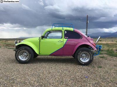 1973 VW Baja