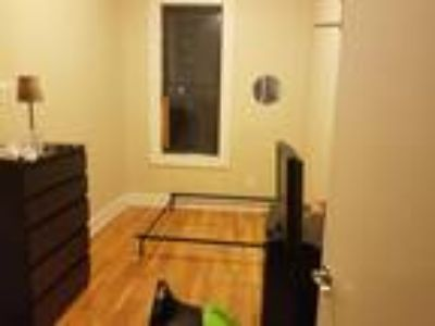 Roommate wanted to share Four BR One BA Apartment...