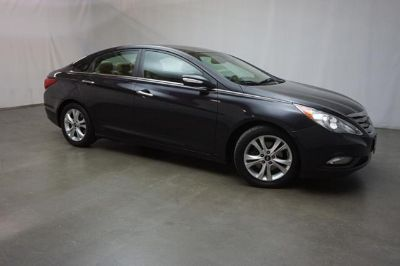 2011 Hyundai Sonata Limited (BLUE)