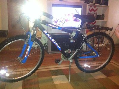 Raleigh M50 Mountain Bike