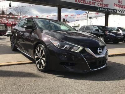 2016 Nissan Maxima 4dr Sdn 3.5 Platinum (Bordeaux Black)
