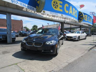 2015 BMW 5-Series 4dr Sdn 528i xDrive AWD (Blue)