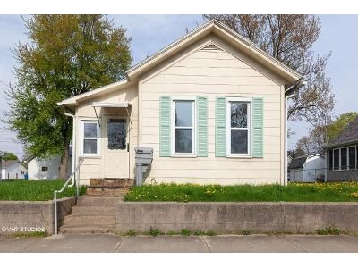 2 Bed 1 Bath Foreclosure Property in Noblesville, IN 46060 - S 9th St