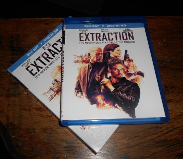 Extraction on Blu Ray