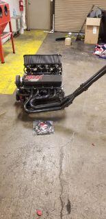 Stanton SR11 midget motor