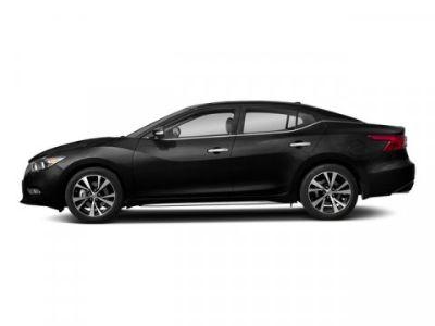 2018 Nissan Maxima SL (Super Black)