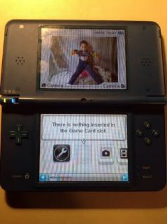 nintendo dsi xl launch edition blue handheld system