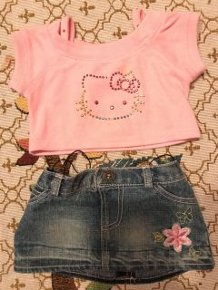 Build a Bear outfit $2