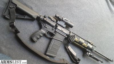 For Trade: S&W M&P 10 .308