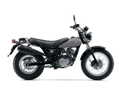 2017 Suzuki VanVan 200 Standard/Naked Motorcycles Bennington, VT