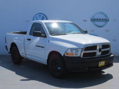 2011 RAM RSX ST (White)