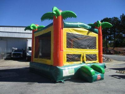 Paradise Bounce House Moonwalk RTR#7093256-02