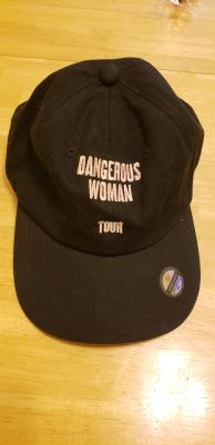 "Ariana Grande ""Dangerous Woman"" Tour Cap"