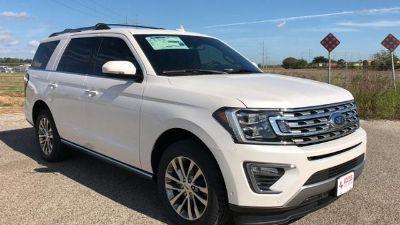 2018 Ford Expedition Limited 4x2 (WHITE PLATINUM METALLIC TRI-COAT)