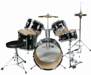 $195 OBO Full Drum Set
