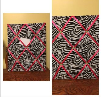 """28"""" x 22"""" WALL HANGING FOR PICTURES ETC. WOOD & CANVAS BACK WITH PADDED FRONT TO USE PUSH PINS IF WANT - NICE. More pics above"""