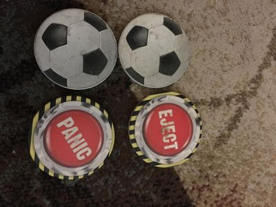 Car coasters - ppu (near old chemstrand & 29) or PU @ the Marcus Pointe Thrift Store (on W st)