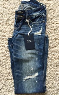 Girls Abercrombie Jeans-Size 8