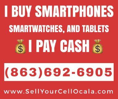I Pay Cash For Smartphones