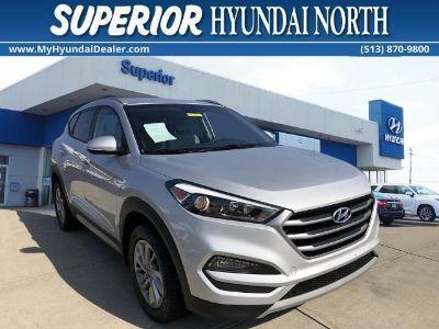 2017 Hyundai Tucson Eco (Molten Silver)