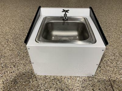 Used Pit Pal Sink