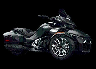 2016 Can-Am Spyder F3 Limited Trikes Motorcycles Castaic, CA