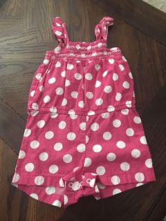 Toddler summer one piece outfit