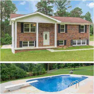 4041 N Marble Top Rd CHICKAMAUGA Three BR, Summer time special!!