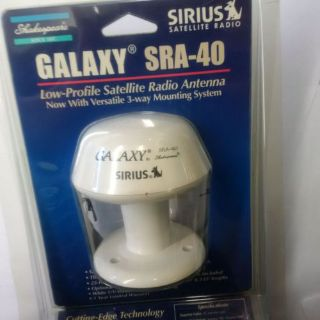 Find SHAKESPEARE GALAXY SRA-40 RADIO ANTENNA WITH CABLE motorcycle in Panama City, Florida, United States, for US $99.95