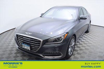 2018 Hyundai Genesis 3.8L (gray)