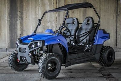 2017 Odes Blazer 170 EFI Side x Side Utility Vehicles Waco, TX