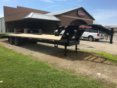 "2018 Other 102"" 27'X5' Dove 32' Gooseneck Trailers Trailers Chanute, KS"