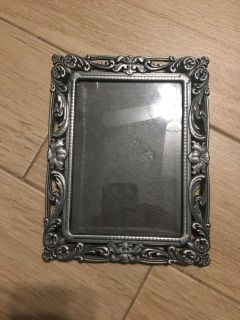 Pretty Metal Picture Frame 7 by 5