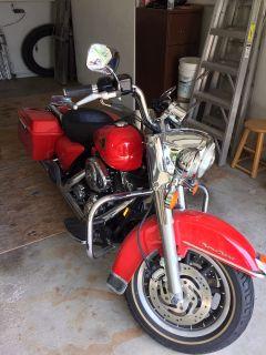 2002 Harley-Davidson ROAD KING PEACE OFFICER