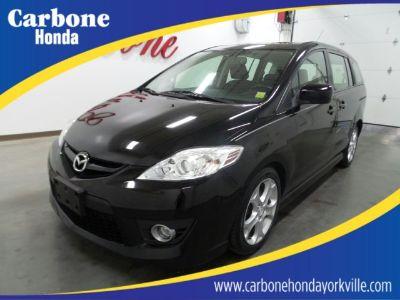 2010 Mazda Mazda5 Sport (Brilliant Black)