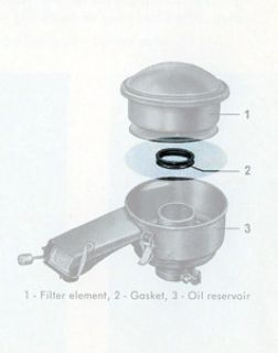 [WTB] Looking for air cleaner seal
