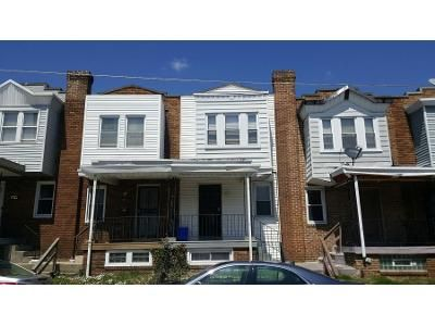 3 Bed 1 Bath Preforeclosure Property in Philadelphia, PA 19138 - 68th Ave