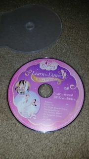 Barbie and the 12 Dancing Princesses: Learn to Dance Like a Princess DVD