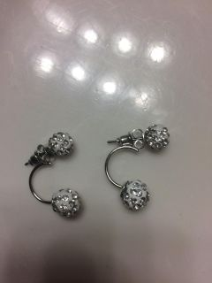 NEW. BEHIND THE EAR EARRINGS. SWAP ONLY