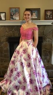 Prom Dress from Cinderella Gowens