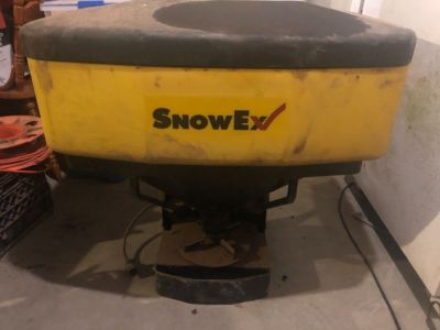 SnowEx Salt Spreader